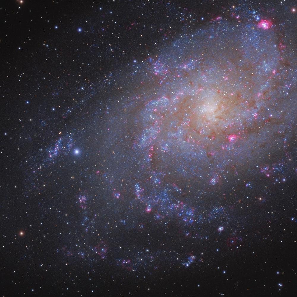 Welteninsel Messier 33