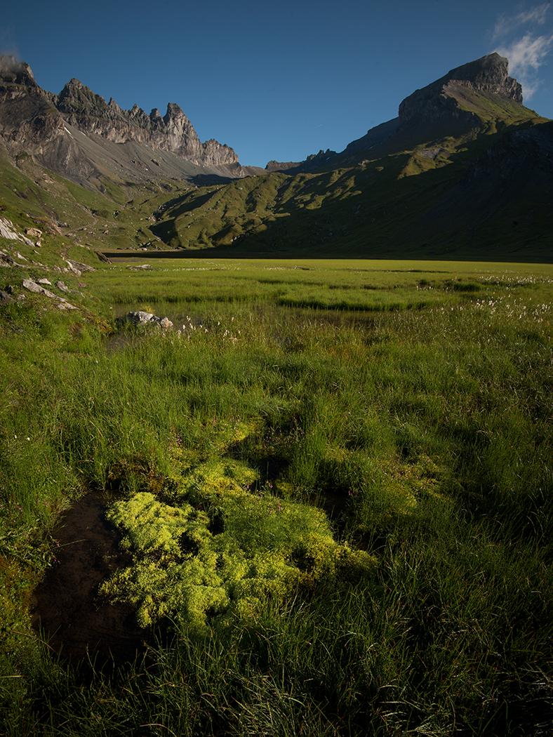 Welterbe UNESCO Naturphänomen Sardona...