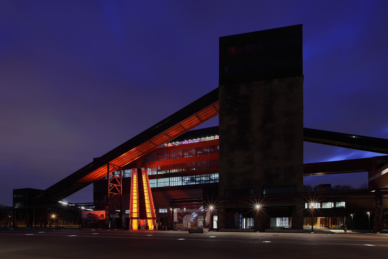 Welterbe Zeche Zollverein - Kohlenwäsche - Ruhr Museum