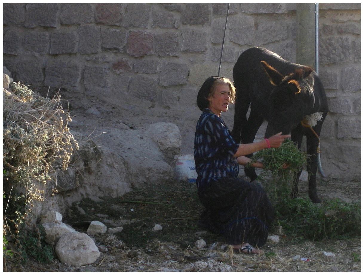 Weltfrauentag in Kappadokien