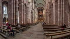 WELTKULTURERBE Kaiserdom zu Speyer (4a)