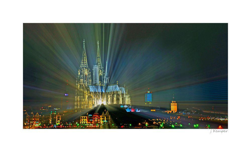 - Weltkulturerbe Kölner Dom -