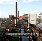 Weltkulturerbe Kokerei Zollverein