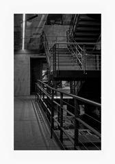 """Weltkulturerbe - Rammelsberg - Goslar """" endlose Treppen in der Aufbereitungsanlage..... """""""