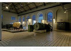 "Weltkulturerbe - Rammelsberg - Goslar "" im Maschinenhaus.... """