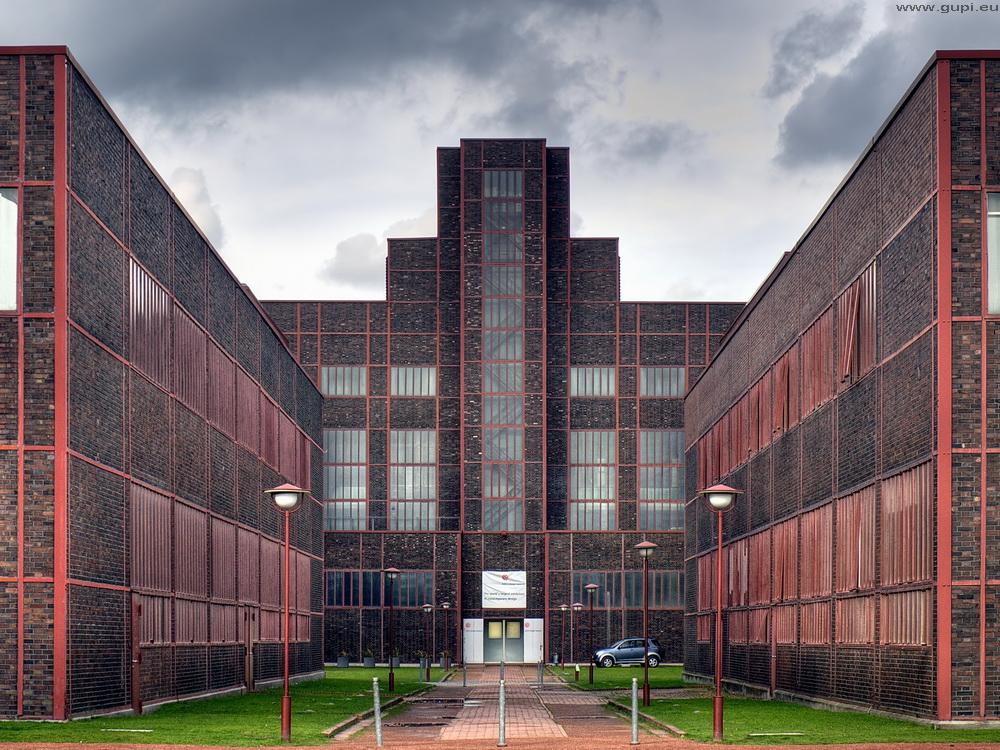 Weltkulturerbe Zeche Zollverein - Kesselhaus, Essen