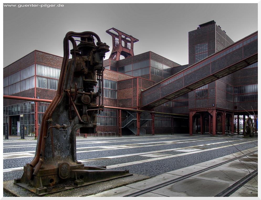 Weltkulturerbe Zollverein, Essen