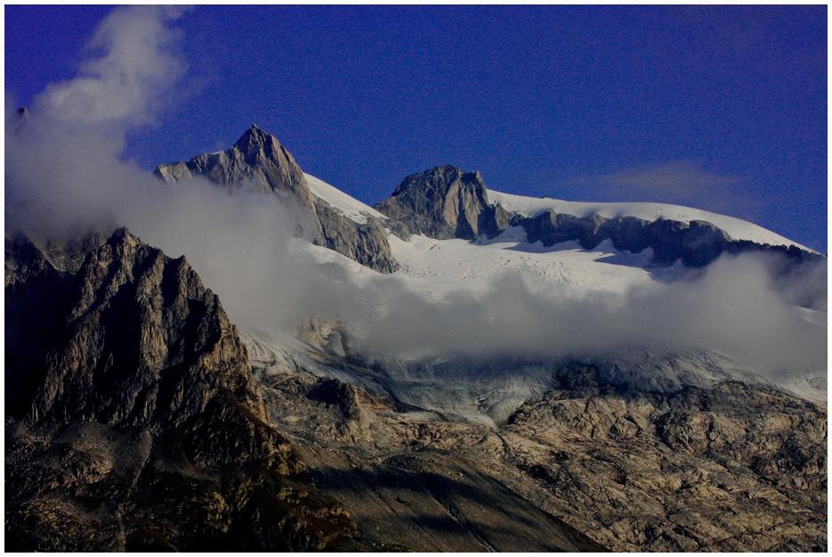 Weltnaturerbe Aletsch-Jungfrau