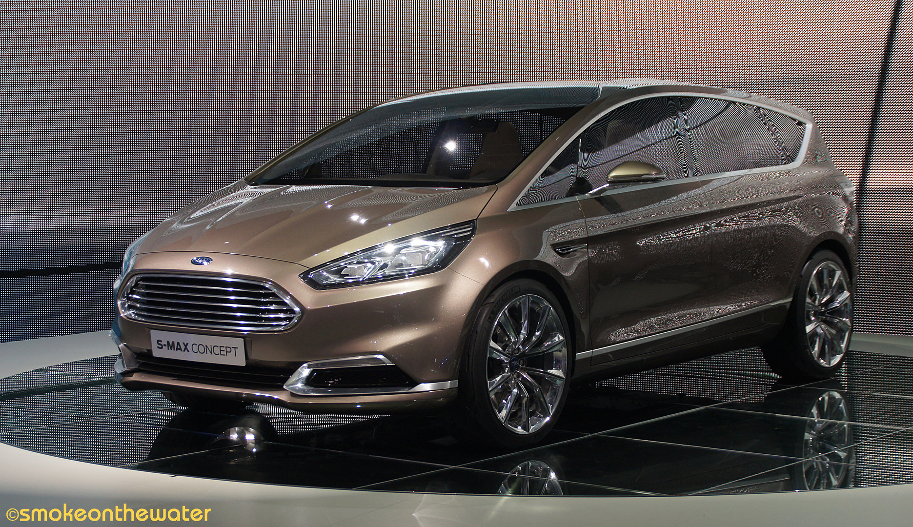 Weltpremiere: Ford S-Max Concept