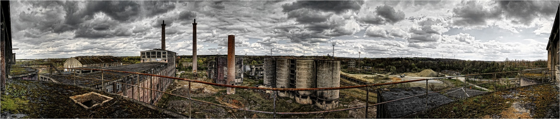 Weltuntergangs-Panorama