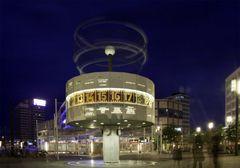 Weltzeituhr Berlin, Alexanderplatz