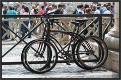 Wem gehören die Fahrräder ?