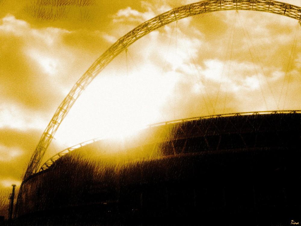 Wembley-Stadion.