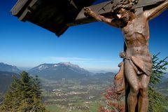 Wen Gott liebt, den schickt er ins Berchtesgadener Land