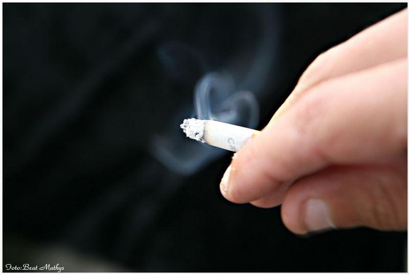 Wen sich ein Herz aus Rauch bildet