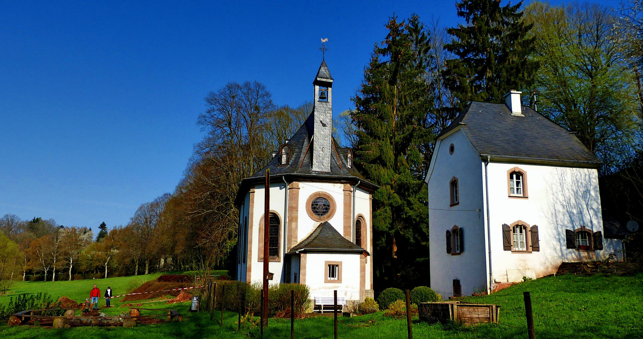 Wendelinus Kapelle im Wendelstal