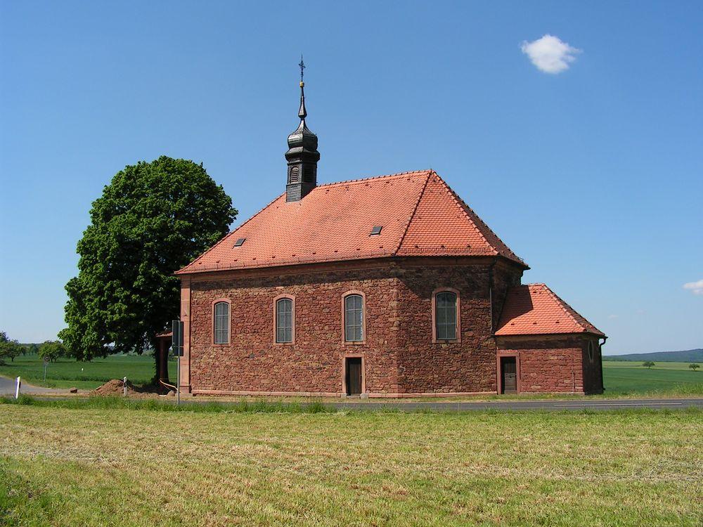 Wendelinuskapelle in Mönchberg