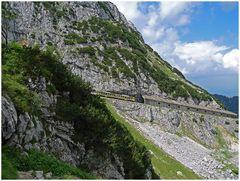 Wendelsteinzahnradbahn
