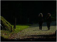 Wenkenhof Park - im Gespräch