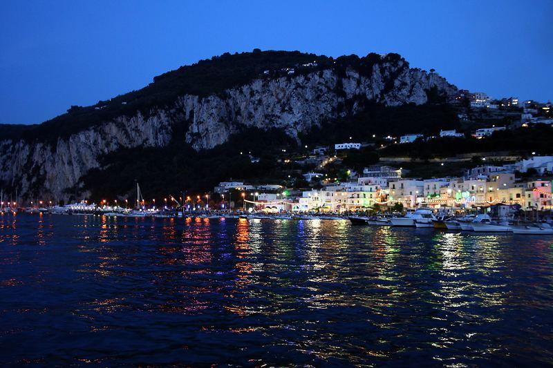 Wenn auf Capri...