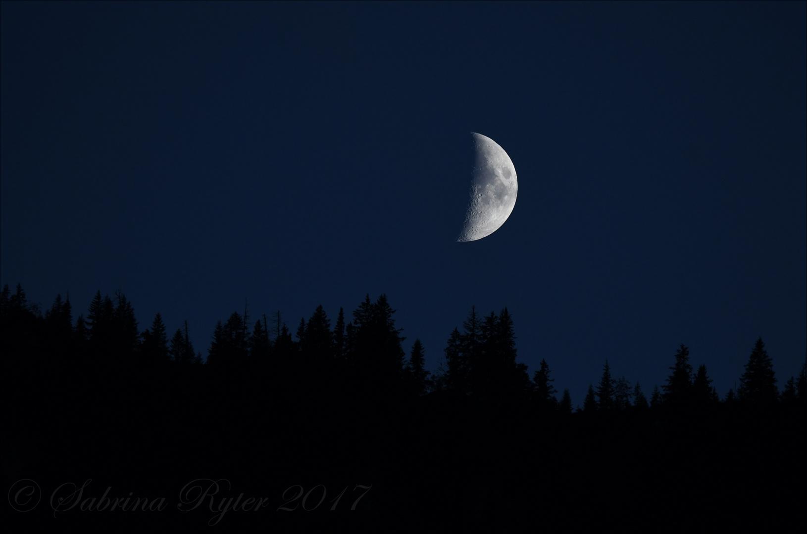 Wenn der Mond...