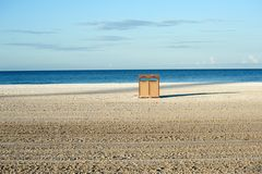 ... wenn der Strand erwacht ...