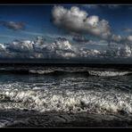 wenn der Wind das Meer aufbraust....