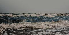 Wenn der Wind das Meer aufbraust