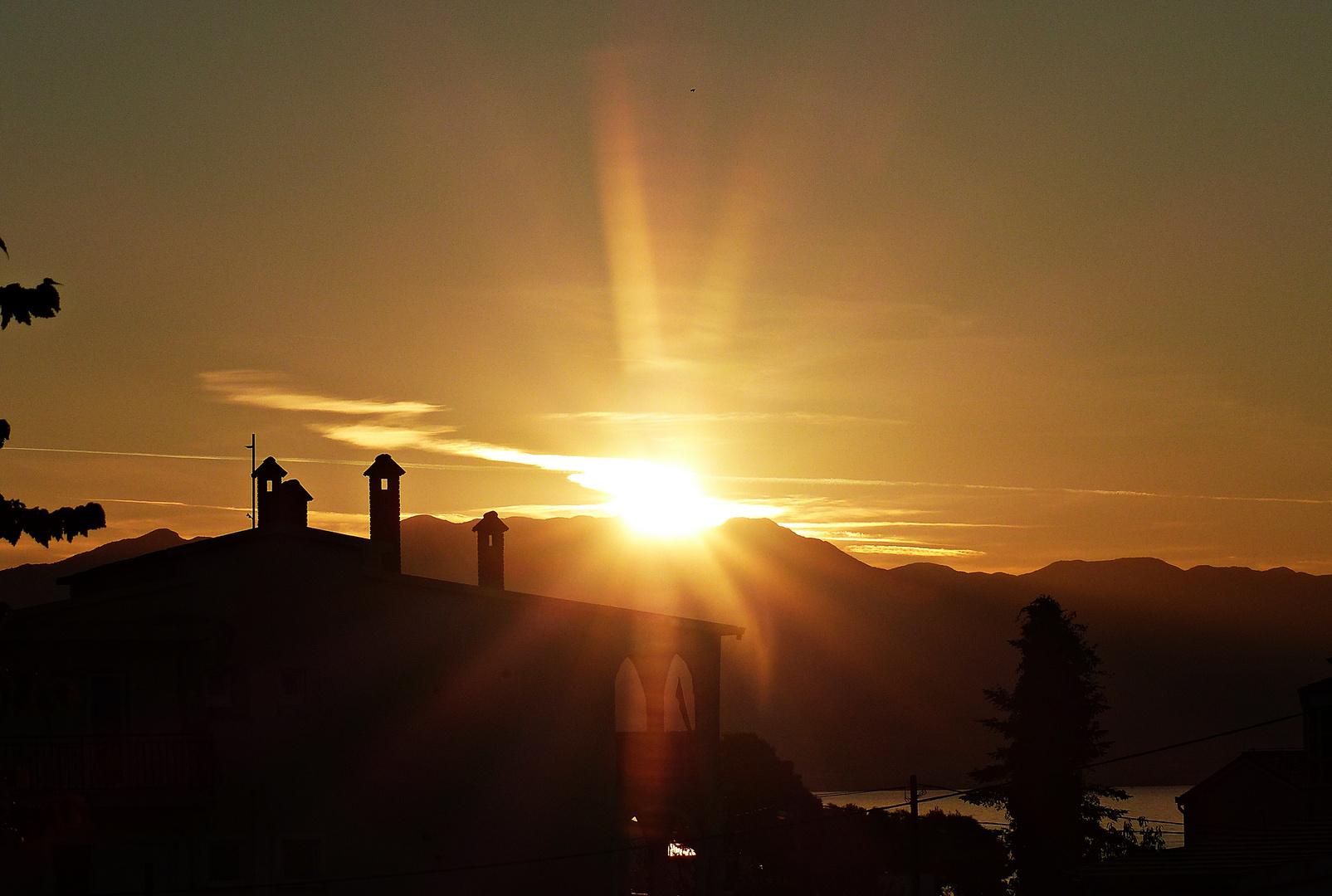 Wenn die Sonne die Seele streichelt