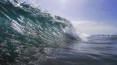 Wenn die Welle kommt
