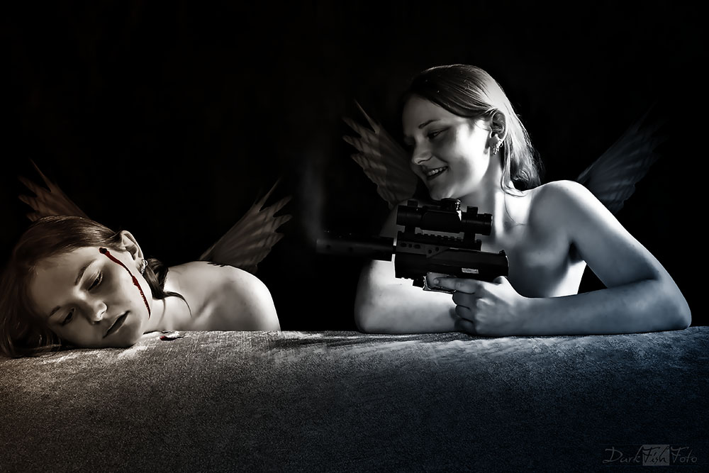 Wenn Engel streiten oder Engel sind auch nur Menschen