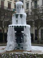 Wenn es kalt ist in Zürich