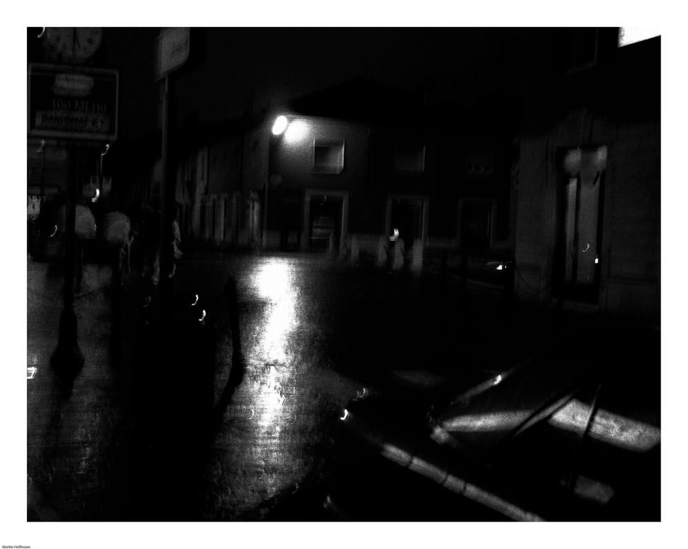 Wenn es Nacht wird... (2)