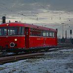 Wenn es Nacht wird bei der Hümmlinger Kreiseisenbahn e.V.