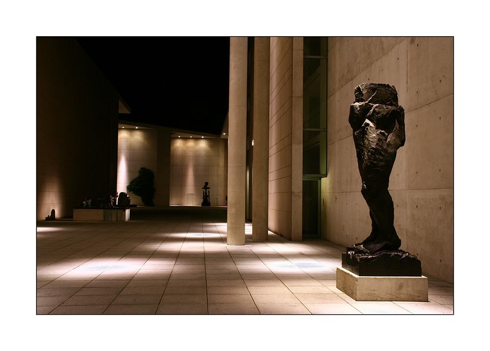 Wenn es Nacht wird im Museum
