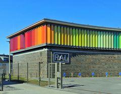 - wenn Farben - dann RAL ...