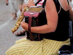 """""""Wenn ich Dein Instrument währe was würdest Du auf mir spielen. .."""