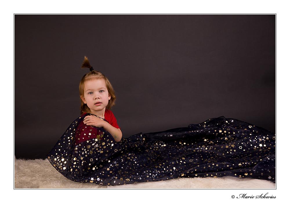 Wenn ich groß bin, werd ich auch Model