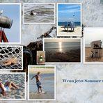 Wenn jetzt Sommer wär´ ... (Sylt)