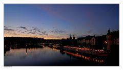 Wenn Koblenz erwacht