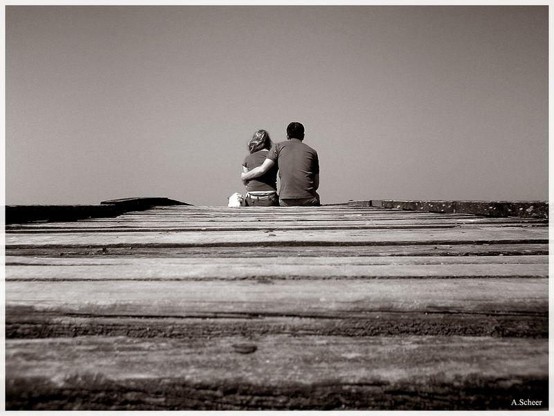 ...wenn Liebe und Stille sich treffen...