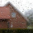 Wenn Regentropfen ans Fenster klopfen...
