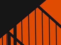 Wenn sich die Dunkelheit im Treppenhaus gespenstisch zeigt...#1539##
