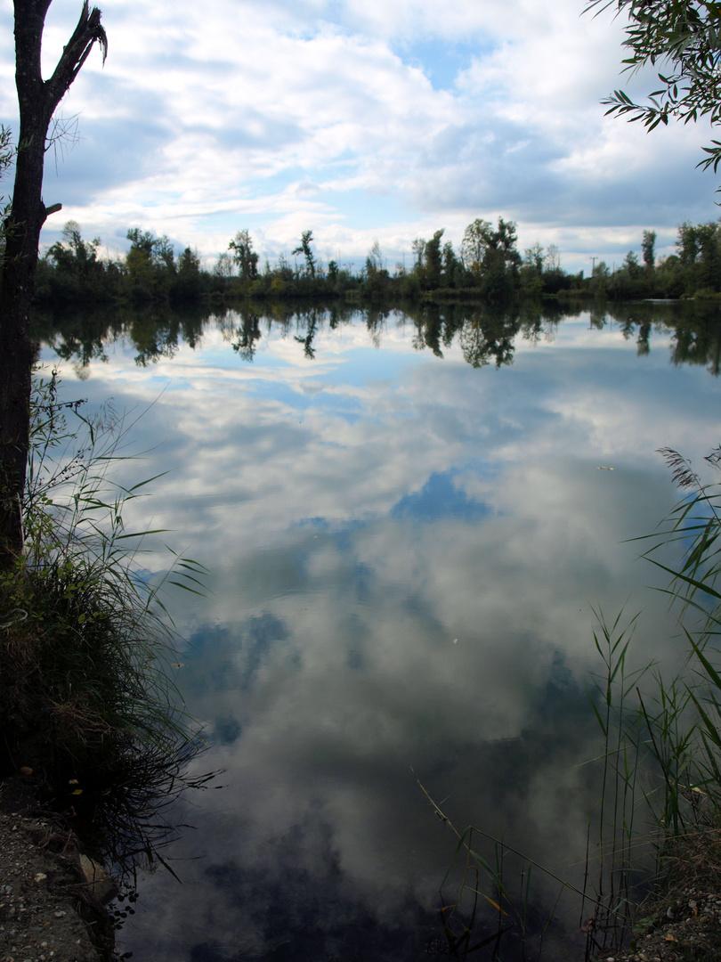 Wenn uns der Himmel ins Wasser fällt,.... 1