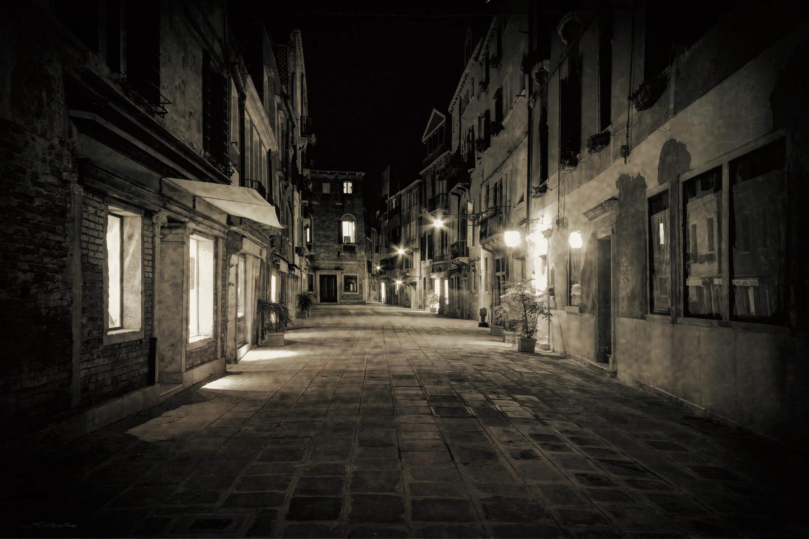 Wenn Venedig träumt
