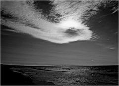 wenn Wolken ...