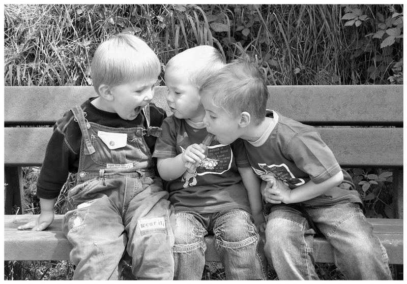 Wenn zwei sich streiten Foto & Bild | kinder, kinder ab