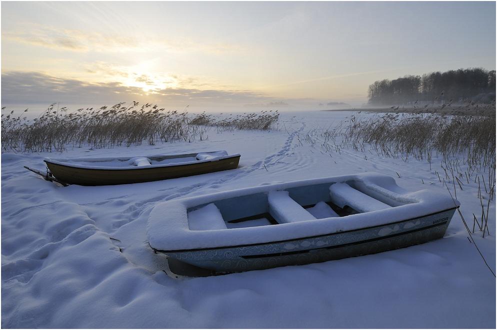 Wer braucht jetzt schon ein Boot...