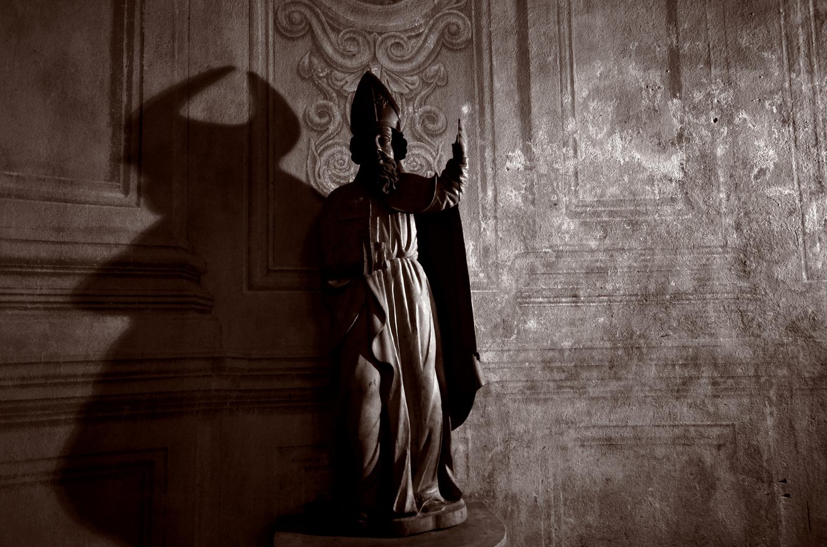 Wer Den Teufel An Die Wand Malt Foto Bild Europe France