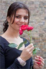 Wer die Rose liebt, erträgt auch seine Dornen
